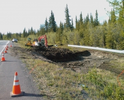 DNR Richardson Highway Roadside Approaches