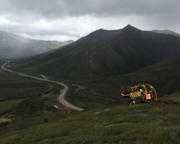 Coldfoot to Deadhorse Long Haul Fiber Project Segment 3 MP 245‐300 of the Dalton Hwy ~51.7 Miles.