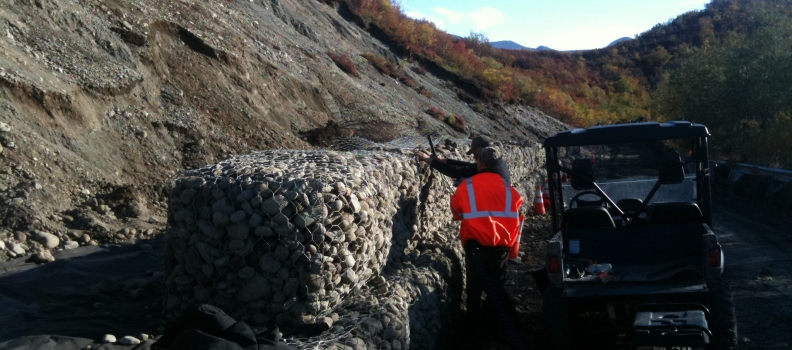 Tangle Lakes Access Road Improvements Paxton, AK